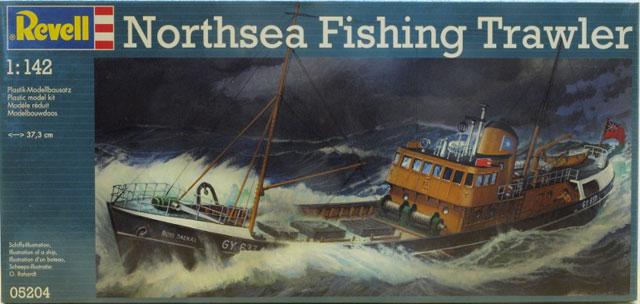 Grimsby Trawler kit