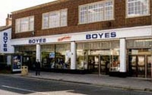 grimsby boyes department store picture