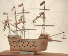 Matchstick Mary Rose kit