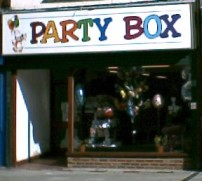 party goods shop picture
