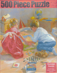 Puzzle children jigsaw