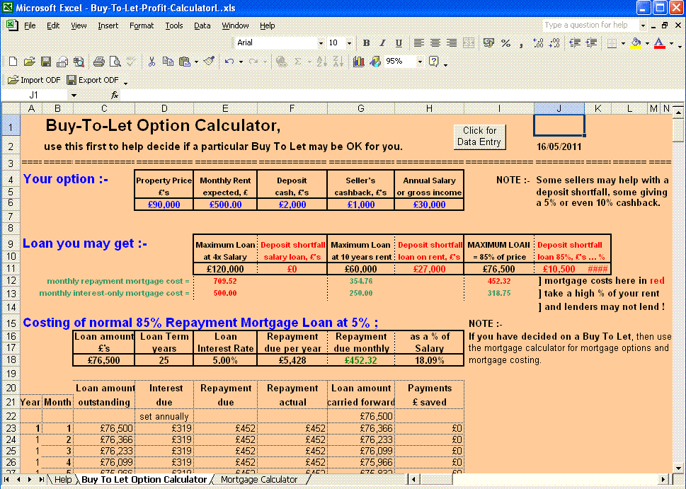 how to calculate open to buy